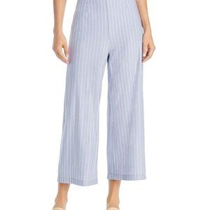 SAGE THE LABEL Wild One Striped Cropped Pants M